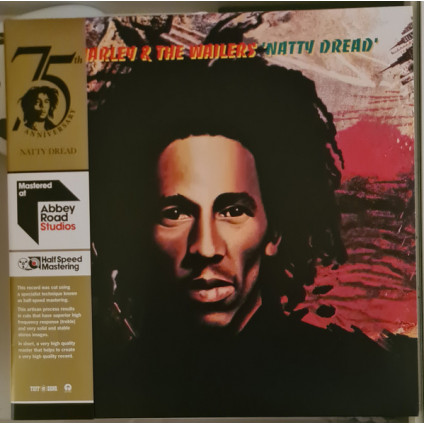 Natty Dread - Bob Marley & The Wailers - LP