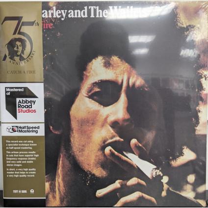 Catch A Fire - Bob Marley & The Wailers - LP