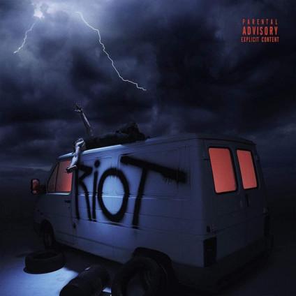 Riot - Izi - CD