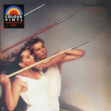 Flesh And Blood - Roxy Music - LP