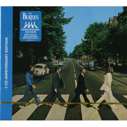 Abbey Road - The Beatles - CD