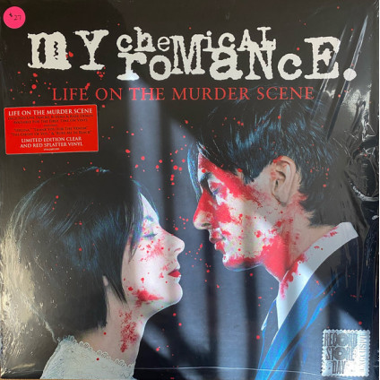 Life On The Murder Scene - My Chemical Romance - LP