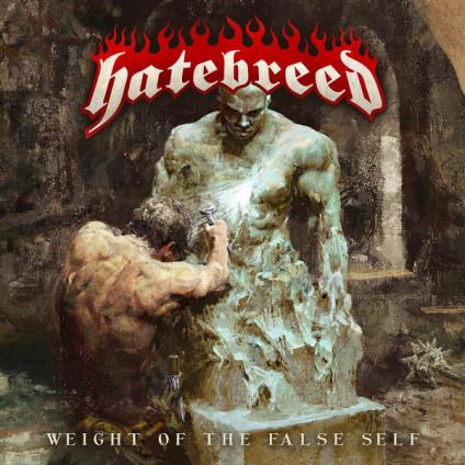 Weight Of The False Self - Hatebreed - CD