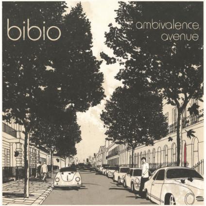 Ambivalence Avenue - Bibio - LP