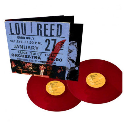 Lou Reed Live At Alice...