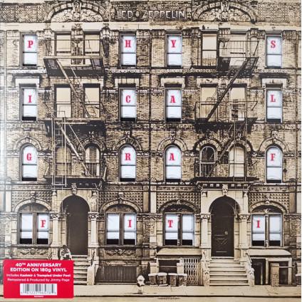 Physical Graffiti - Led Zeppelin - LP