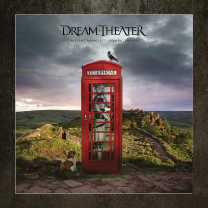 Distant Memories - Live In London - Dream Theater - CD