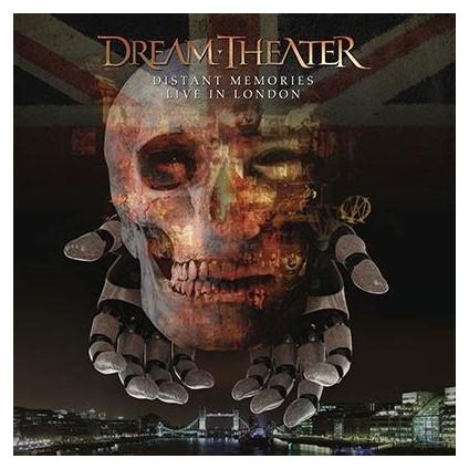 Distant Memories - Live In London - Dream Theater - LP