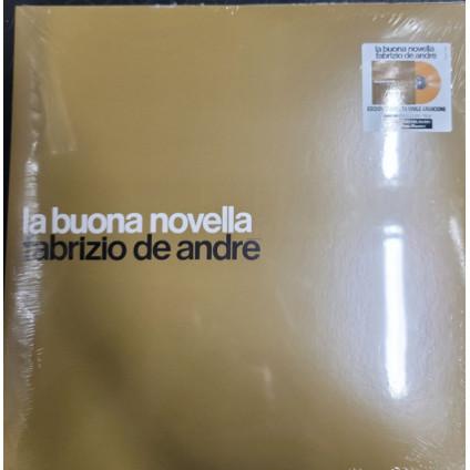 La Buona Novella - Fabrizio De André - LP