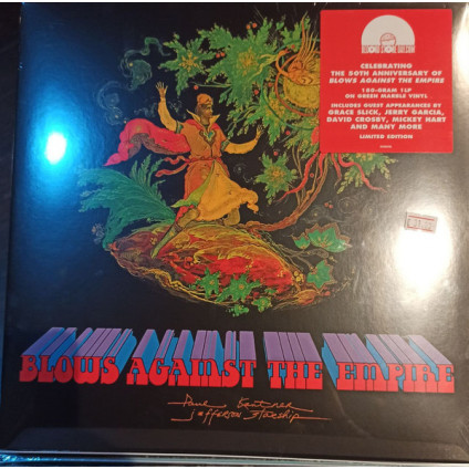 Jefferson Starship - Paul Kantner - LP