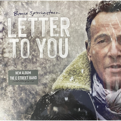 Letter To You - Bruce Springsteen - LP