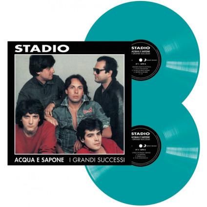 Acqua E Sapone - Stadio - LP