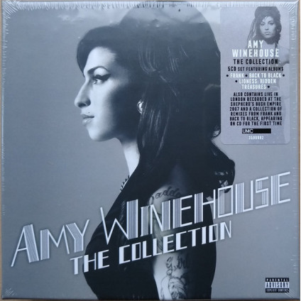 The Collection - Amy Winehouse - CD