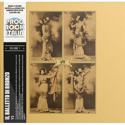 Ys - Il Balletto Di Bronzo - LP