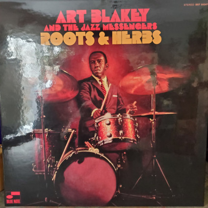Roots & Herbs - Art Blakey & The Jazz Messengers - LP