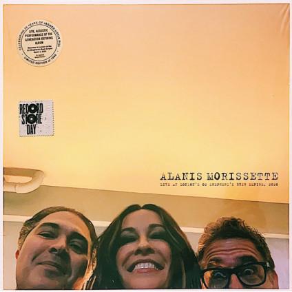 Live At London's O2 Shepherd's Bush Empire 2020 - Alanis Morissette - LP