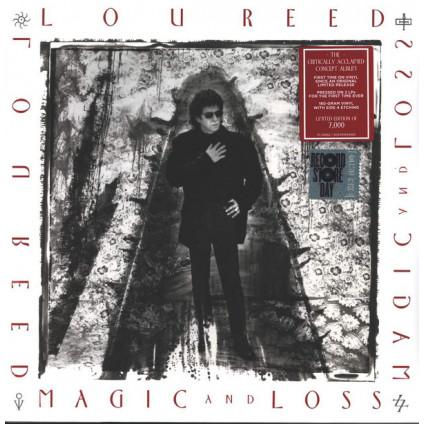Magic And Loss - Lou Reed - LP