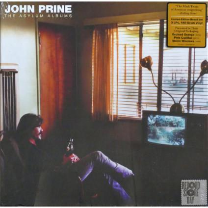 The Asylum Albums - John Prine - LP