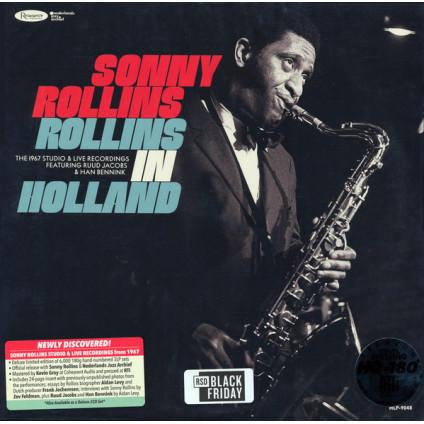 Rollins In Holland - Sonny Rollins - LP