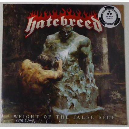 Weight Of The False Self - Hatebreed - LP