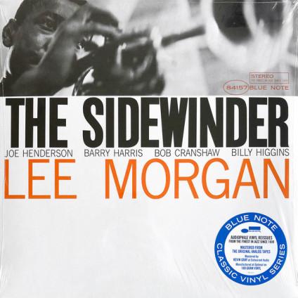 The Sidewinder - Lee Morgan - LP