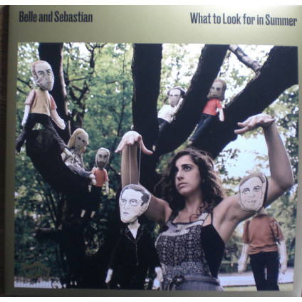What To Look For In Summer - Belle And Sebastian - LP