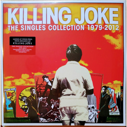 The Singles Collection 1979-2012 - Killing Joke - LP
