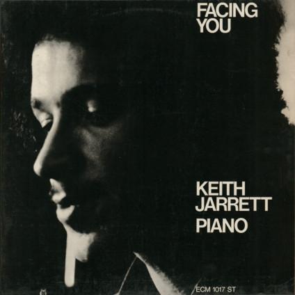 Facing You - Keith Jarrett - LP