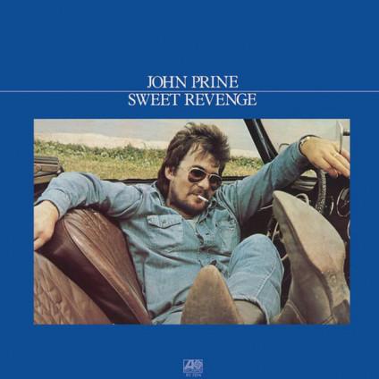 Sweet Revenge - John Prine - LP