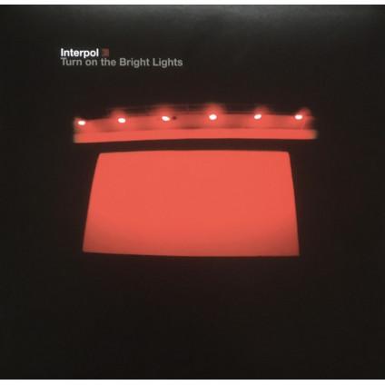 Turn On The Bright Lights - Interpol - LP