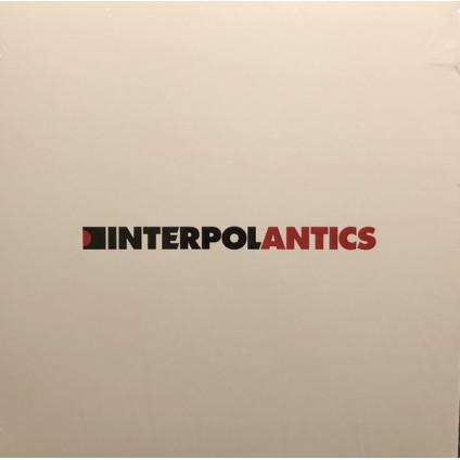 Antics - Interpol - LP
