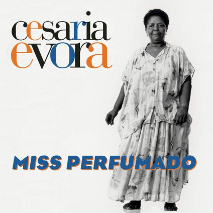 Miss Perfumado - Cesaria Evora - LP