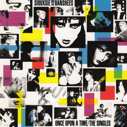 Once Upon A Time/The Singles - Siouxsie And The Banshees - CD