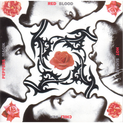 Blood Sugar Sex Magik - Red Hot Chili Peppers - CD