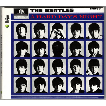 A Hard Day's Night - The Beatles - CD