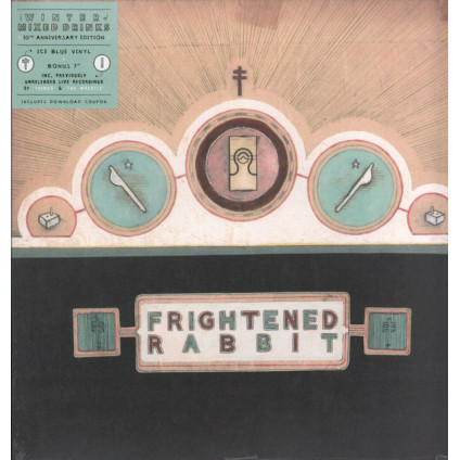 The Winter Of Mixed Drinks - Frightened Rabbit - LP