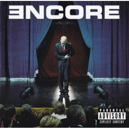Encore - Eminem - CD