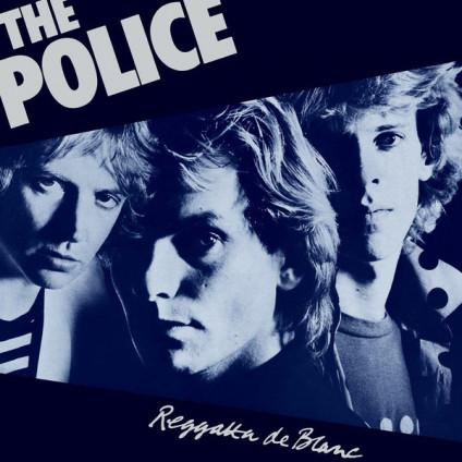 Reggatta de Blanc - The Police - LP