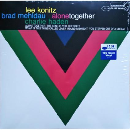 Brad Mehldau & - Lee Konitz - LP