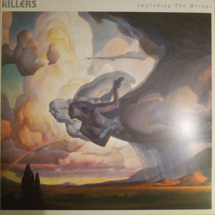 Imploding The Mirage - The Killers - LP