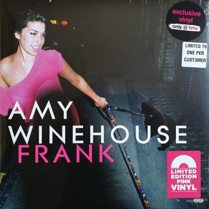 Frank - Amy Winehouse - LP