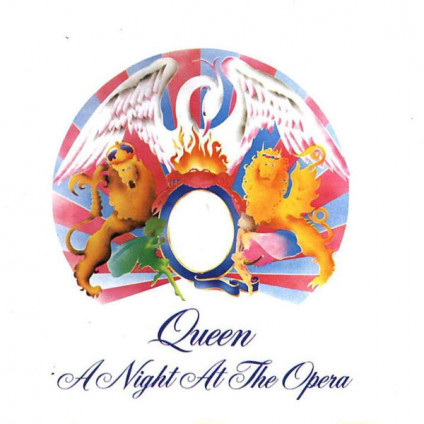 A Night At The Opera - Queen - CD