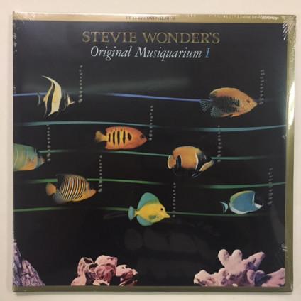 The Original Musiquarium I - Stevie Wonder - LP