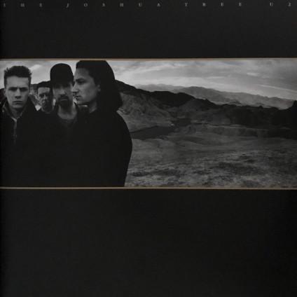 The Joshua Tree - U2 - LP