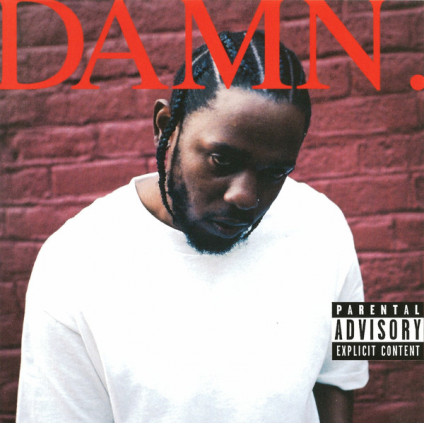 Damn - Kendrick Lamar - CD