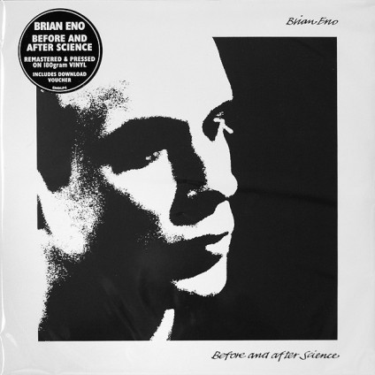 Before And After Science - Brian Eno - LP
