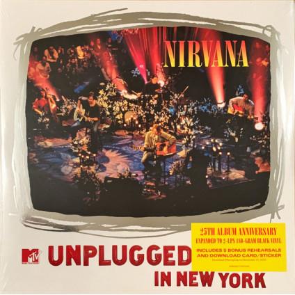 MTV Unplugged In New York - Nirvana - LP