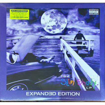 The Slim Shady LP - Eminem - LP