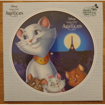 Songs From The Aristocats - Various - LP