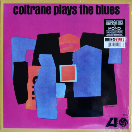 Coltrane Plays The Blues - John Coltrane - LP